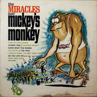 MIRACLES  -  DOING MICKEY'S MONKEY - november - 1963