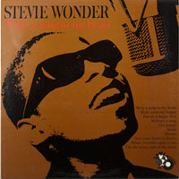 STEVIE WONDER  -  WITH A SONG IN MY HEART - december - 1963