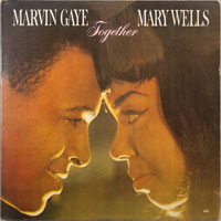 MARVIN GAYE & MARY WELLS  -  TOGETHER - april - 1964