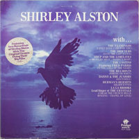 SHIRLEY ALSTON & OTHERS  -  WITH A LITTLE HELP FROM MY FRIENDS - august - 1975
