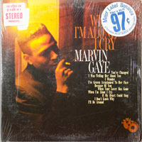 MARVIN GAYE  -  WHEN I AM ALONE I CRY - april - 1964