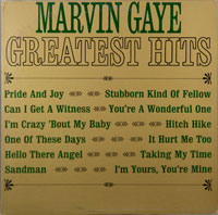 MARVIN GAYE  -  GREATEST HITS - april - 1964