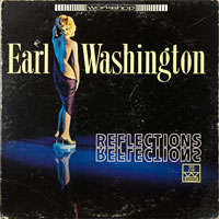 EARL WASHINGTON  -  REFLECTIONS - april - 1964