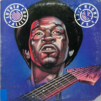 LUTHER ALLISON  -  NIGHT LIFE - march - 1976