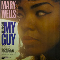 MARY WELLS  -  MY GUY - may - 1964