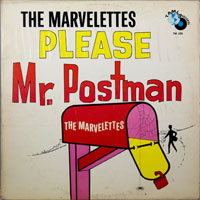 MARVELETTES  -  PLEASE MR POSTMAN - november - 1961