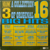 VARIOUS  -  16 BIG HITS VOL. 3 - december - 1964