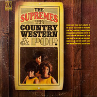 SUPREMES  -  SING COUNTRY , WESTERN & POP - februari - 1965