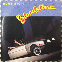 BLOODSTONE  -  DON'T STOP - januari - 1979