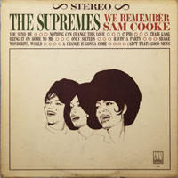 SUPREMES  -  REMEMBER SAM COOKE - april - 1965