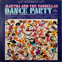 MARTHA & VANDELLAS  -  DANCE PARTY - april - 1965