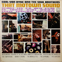 EARL VAN DYKE  -  THAT MOTOWN SOUND - june - 1965
