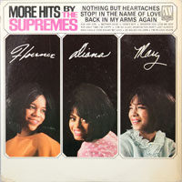 SUPREMES  -  MORE HITS BY THE SUPREMES - july - 1965