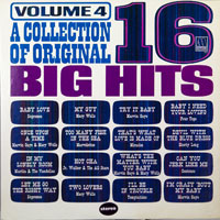 VARIOUS  -  16 BIG HITS VOL. 4 - november - 1965