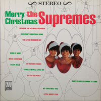 SUPREMES  -  MERRY CHRISTMASS - november - 1965