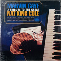 MARVIN GAYE  -  TRIBUTE TO THE GREAT NAT KING COLE - november - 1965