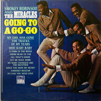 MIRACLES  -  GOING TO A GOGO - november - 1965