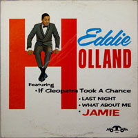 EDDIE HOLLAND  -  EDDIE HOLLAND - may - 1962