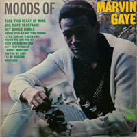 MARVIN GAYE  -  MOODS OF MARVIN GAYE - may - 1966