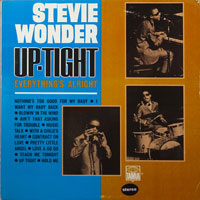 STEVIE WONDER  -  UPTIGHT - may - 1966