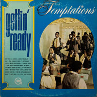 TEMPTATIONS  -  GETTIN' READY - june - 1966