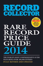 Price Guide Record Collector 2014