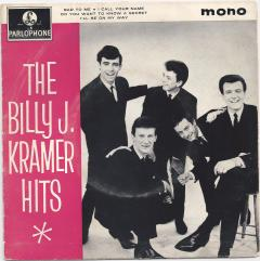 Billy j. kramer EP