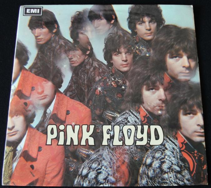 PINK FLOYD - PIPER AT THE GATES OF DAWN FACTORY SAMPLE