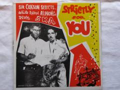 Sir Coxson selects...while Roland Alphonso plays SKA