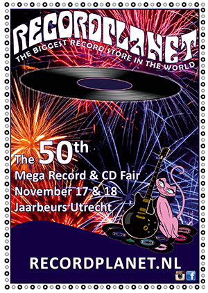ARC RECORD PLANET - 17 & 18 novembre - Utrecht (NL) Recordplanet-nov-2018