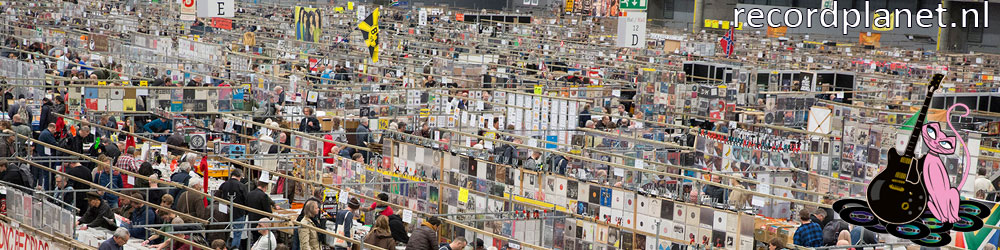ARC Record Planet - The Worlds Biggest Record Fairs